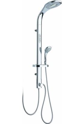 Poolline 1850L Ledli Duş Sistemi