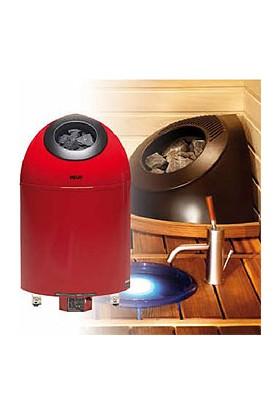 Helo Pikkutonttu Seri Sauna Sobası 4.5 Kw 3 - 6 M³