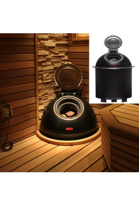 Helo Saunatonttu Seri Sauna Sobası 3.4 Kw 3 - 8 M³