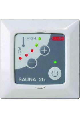 Helo Easy Sauna Kontrol Paneli Ipx4