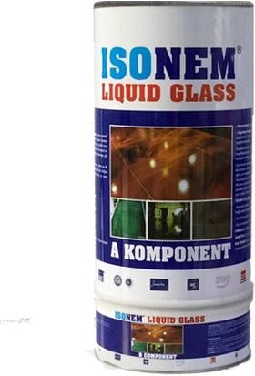 İsonem Liquid Glass Sıvı Cam 4 Kg