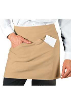 Salon Giyim Fransız Kısa Garson ve Servis Önlüğü FR05 - 5 adet