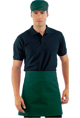 Salon Giyim Fransız Kısa Garson ve Servis Önlüğü FR04 - 5 adet