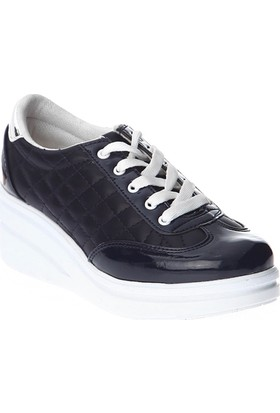 Esem EK205 Günlük Giyim Kadın Ayakkabı Lacivert