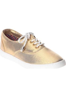 Esem K227 Günlük Giyim Kadın Ayakkabı Altın