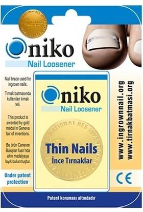Oniko Tırnak Gevşetici Tel (İnce Tırnaklar İçin)