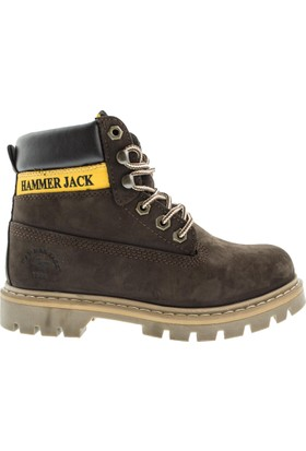 Hammer Jack Kadın Kahverengi Bot