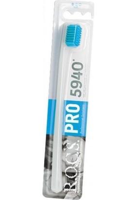 Rocs Pro 5940 Soft Diş Fırçası Mavi
