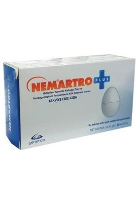 Generica Nemartro Plus 30 Kapsül