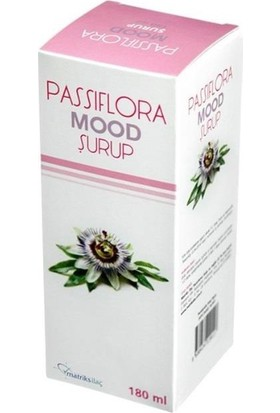 Matrikspassiflora Mood Şurup 180Ml