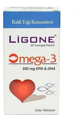 Ligone Omega 3 (60 Softgel)