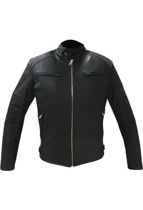 Xrider 1067 Suni Deriden Tam Korumalı Motosiklet Ceketi - Xl