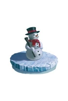 Heissner Dekoratif Işıklı Buz Önleyiciler (Işıklı Kardan Adam)