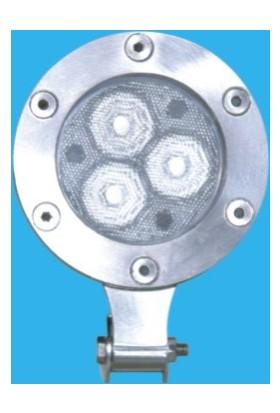Poolline Ayaklı Tip 12V Power Led Mavi Havuz Lambası