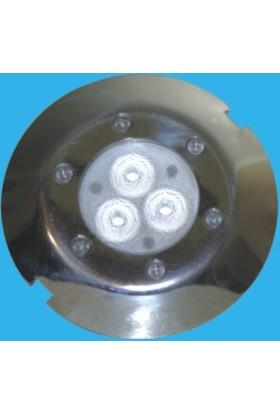 Poolline Boru Tip 12V Power Led Beyaz Havuz Lambası