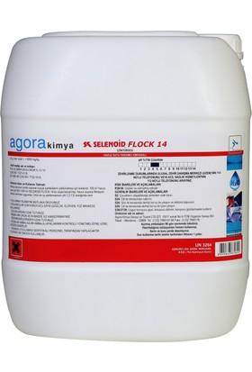 Selenoid Flock Çöktürücü 11 lt