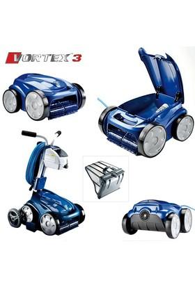 Zodiac Vortex 3 4 x 4 Wd Otomatik Havuz Temizleme Robotu