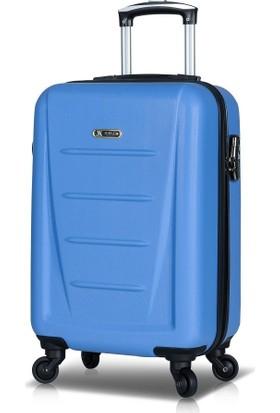 My Valice Moss Abs Kabin Boy Valiz Açık Mavi