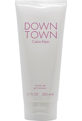 Calvin Klein Downtown Body Wash 200 ml - Bayan Duş Jeli