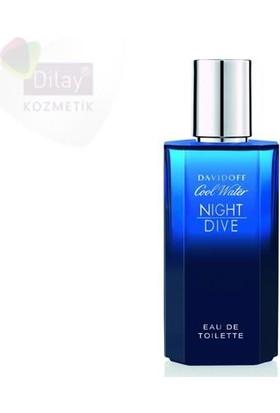 Davidoff Cool Water Night Dive EDT 75 ml - Erkek Parfüm