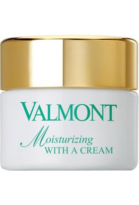 Valmont Moisturizing With A Cream 50 ml - Nemlendirici