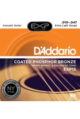 Daddario Exp15
