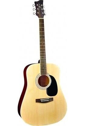Jay Turser Jj-45-Pak-N Akustik Gitar