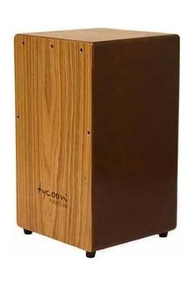 Tycoon Cajon Tk-24 Series Hardwood