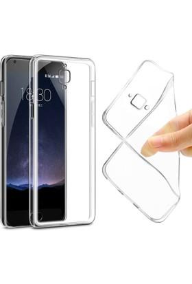 Microcase OnePlus 3 Ultra İnce 0.2 mm Soft Silikon Kılıf+Tempered Cam