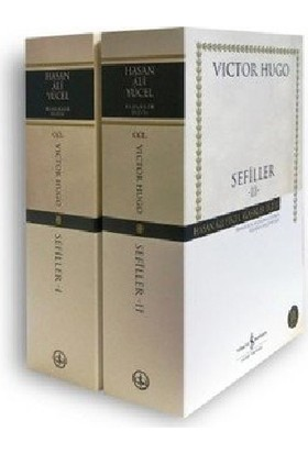 Sefiller Set (2 Kitap Takım) - Victor Hugo