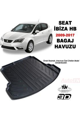 AutoEN Seat Ibiza HB 3D Bagaj Havuzu 2009 ve üzeri