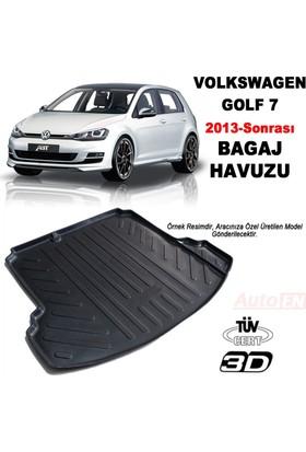 AutoEN VW Golf 7 3D Bagaj Havuzu 2012 ve üzeri