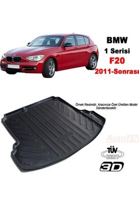 AutoEN Bmw 1 Seri F20 3D Bagaj Havuzu 2011 ve üzeri