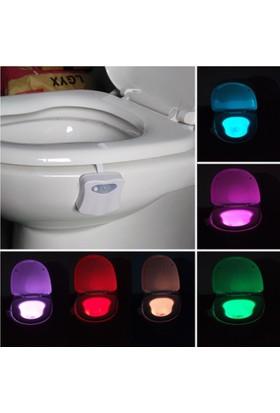 Lightbowl Klozet Hareketli Led Işık Sensörü
