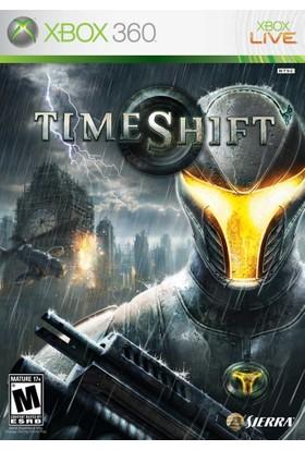 Time Shift Xbox 360