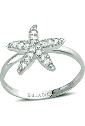 Bella Gloria Altın Deniz Yıldızı Yüzük (PR78159)