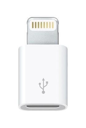 Pratik iPhone / iPad Micro Usb Çevirici Adaptör