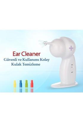 Pratik Ear Cleaner Vakumlu Kulak Temizleme Cihazı