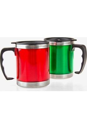 Pratik Termoslu Bardak Travel Mug