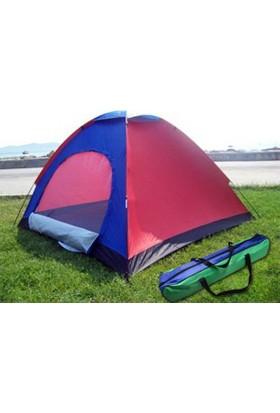 Pratik Kamp Çadırı Kolay Kurulumlu (4 Kişilik)