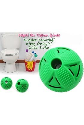 Pratik Lavanta Kokulu Tuvalet Temizlik Topu Wc Kugel 2 li