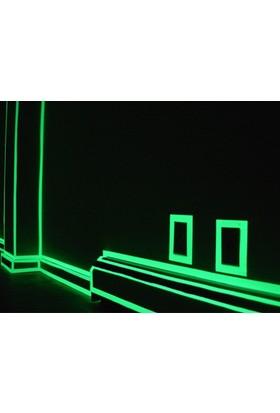 Pratik Fosforlu Şerit Karanlıkta Işık Veren (4 Metre)