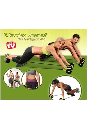 Pratik Revoflex Xtreme Egzersiz Spor Aleti