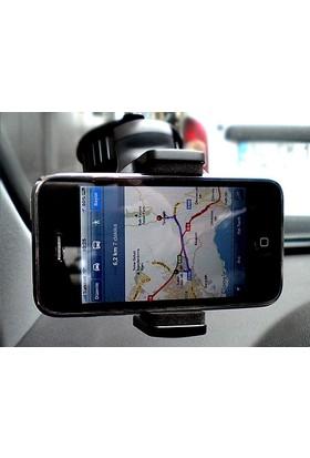 Pratik Windshield Mount 360 Derece Telefon Tutucu