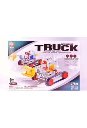 Pratik 275 Parça Metal Lego Dozer 2 adet - V49