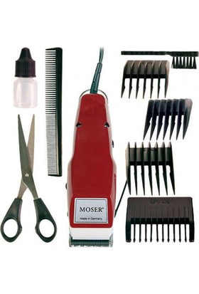 Moser 1400 Saç Kesme Makinası Set