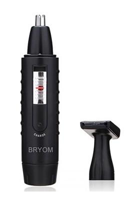 Gemei RF 3003 Bryom Burun Kulak Ve Ense Tüy Kesme Makinesi
