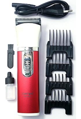 Gemei GM 690 Bryom Saç Sakal Tıraş Makinası