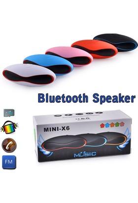 Forland Bluetooth Hoparlör Şarjlı Usb Sd Destekli Müzik Çalar