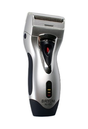 Gemei Bryom Bağımsız Çift Bıçak Şarjlı Tıraş Makinesi